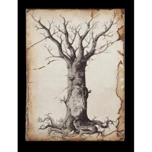 Sid Dickens Memory Blocks  T-125 Medieval-Tree-of-Life