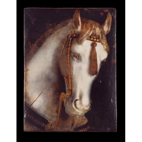 Sid Dickens Memory Blocks  T-104 WHITE HORSE