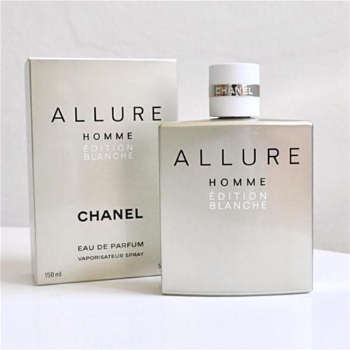 Allure Homme Edition Blanche Eau De Parfum Di Chanel Da Uomo ML150