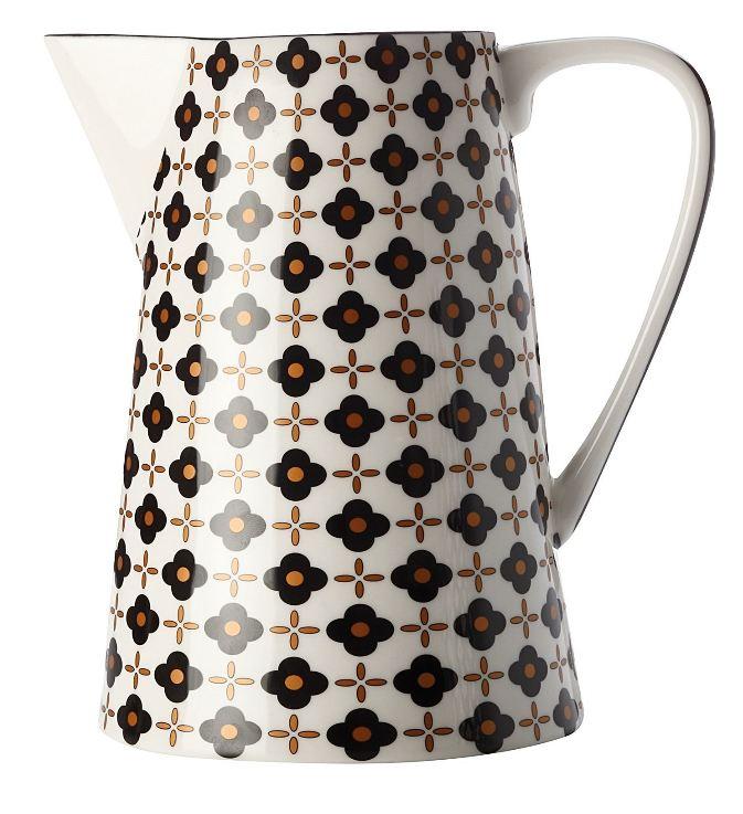 CHRISTOPHER VINE Marigold Brocca – Black Flower (3.5L) CV61600