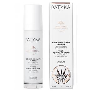 Patyka – Crème Remodelante Jenuesse Texture Fine 50ml Per Pelle Secca