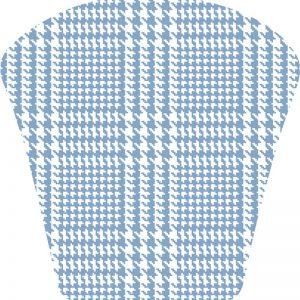 BACI MILANO – Decoration Principe Di Galles Azzurro
