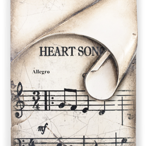 Sid Dickens Memory Blocks T-422 HEART SONG
