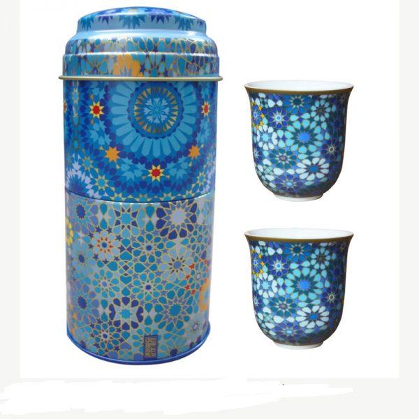 0705 Espressotassen Arabisch Moucharabieh 8