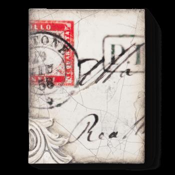 Sid Dickens Memory Blocks  T437 A Forgotten Letter