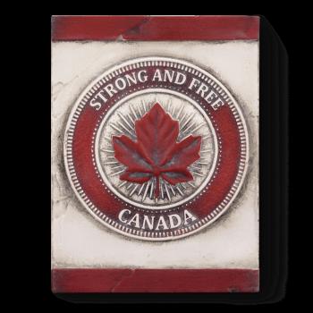 "Sid Dickens Memory Blocks  SP07 O Canada """