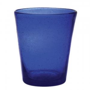 Set 6 Bicchieri Vetro | Dark Blue | Freshness