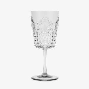 BACI MILANO Set 6 Pz Bicchiere Vino Baroque & Rock