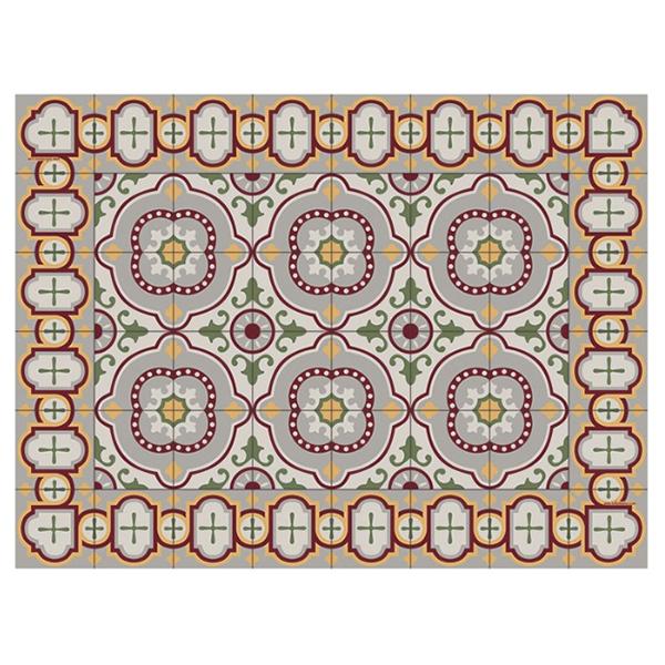 Tovagliette Decorative 45 X 34 Cm – Set 4 Pezzi – BIZANTINO