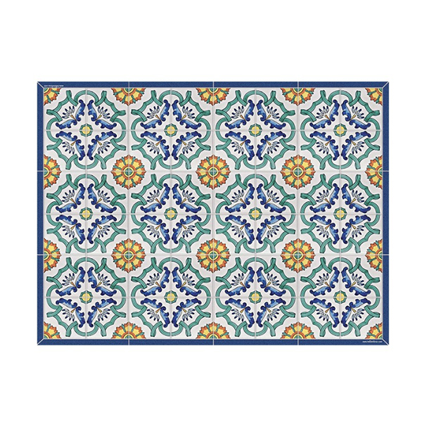 Tovagliette Decorative 45 X 34 Cm – Set 4 Pezzi – POSITANO