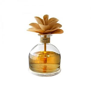 MUHA FLOWER DIFFUSER LED 200 ML AMBRA & VANIGLIA